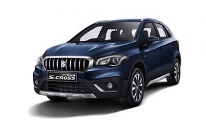 Sx4 S-Cross 2018