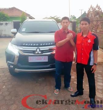 Mitsubishi Lampung