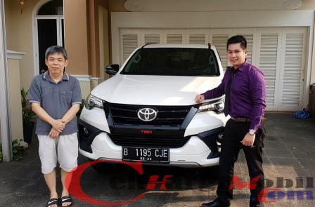 Dealer Toyota Tangerang City