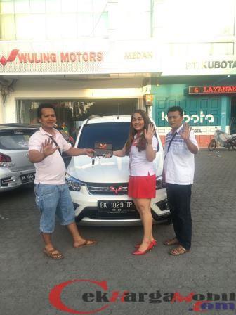 Wuling SM Raja Medan