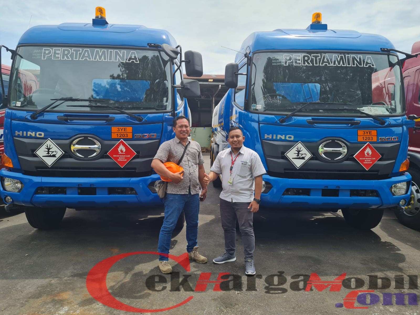 Read more about the article Dealer Hino Medan