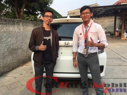 Sales Honda Mobil Kalimalang