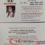Sales Executive honda mobil surabaya
