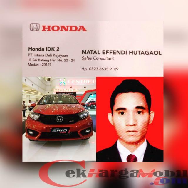 Dealer Honda Mobil Medan
