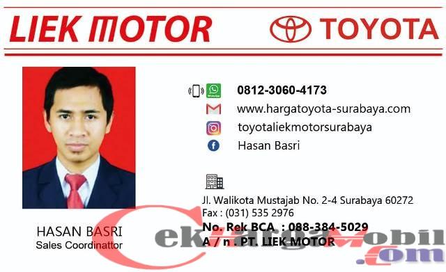 Dealer Toyota Surabaya