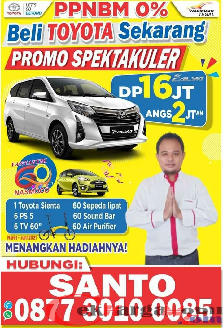Dealer Toyota Tegal