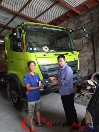 Dealer Hino Semarang