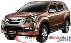 NEW ISUZU MUX