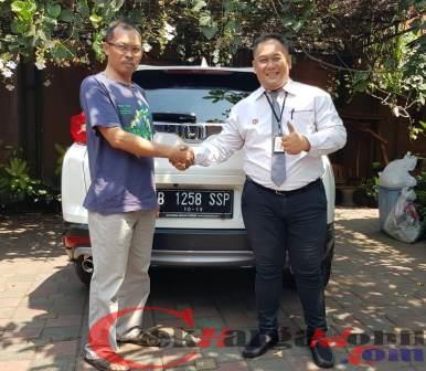 Dealer Honda Bintaro