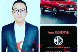 Sales Dealer MG Morris Cimahi