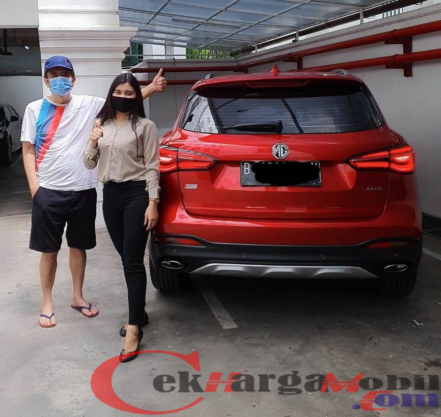 Dealer Morris Garage Tangerang