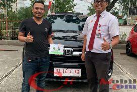 Promo Honda Padang