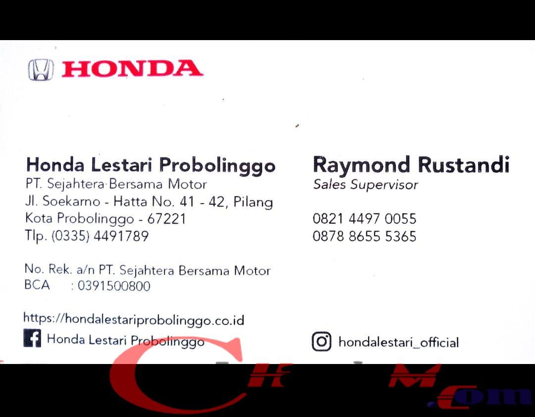 Dealer Honda Pasuruan