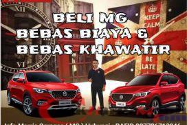 Dealer Morris Garage Tangerang Selatan