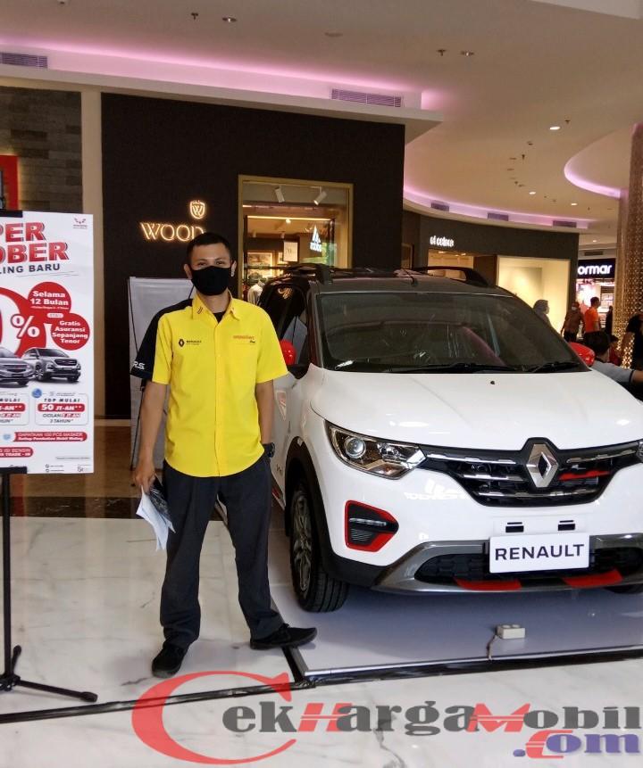 Dealer Renault Depok