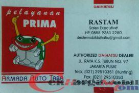 Sales Daihatsu Jakarta