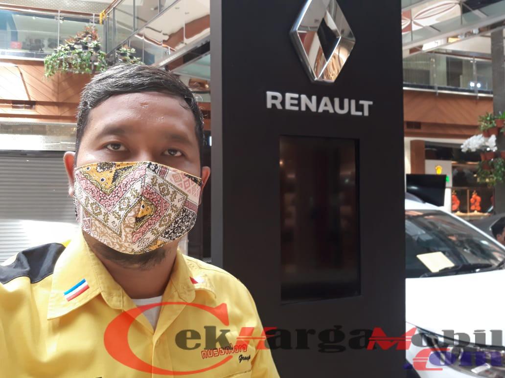 Dealer Renault Jabotabek