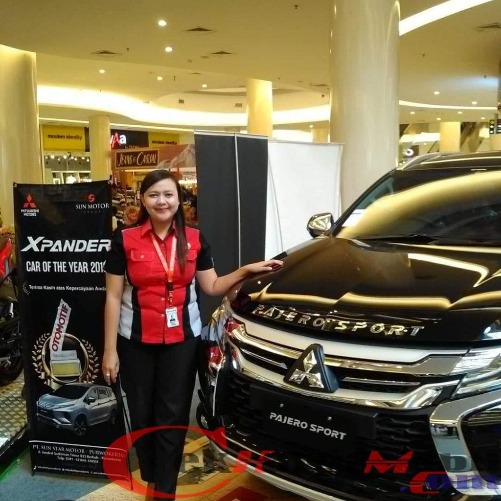 Sales Mitsubishi Purwokerto