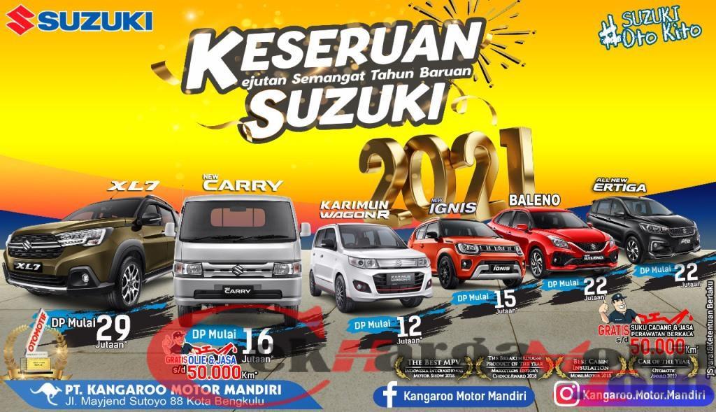 Suzuki Mobil Bengkulu