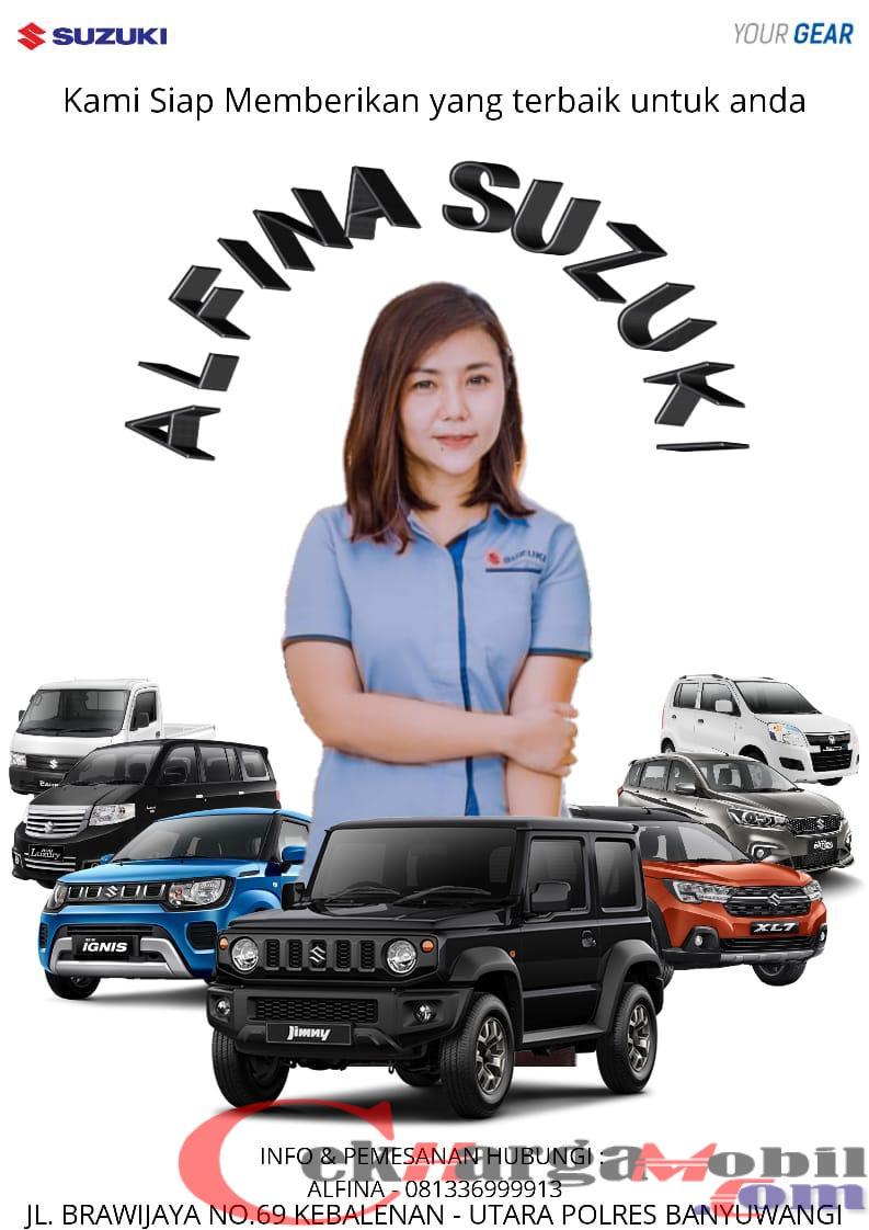 Dealer Suzuki Banyuwangi