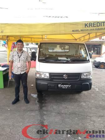 Penyerahan Unit Sales Suzuki Kota Mobagu 5
