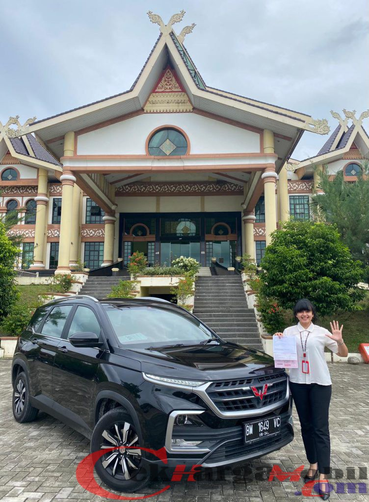 Sales Dealer Wuling Riau