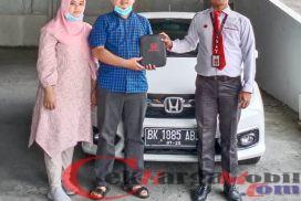 Sales Honda mobil Binjai