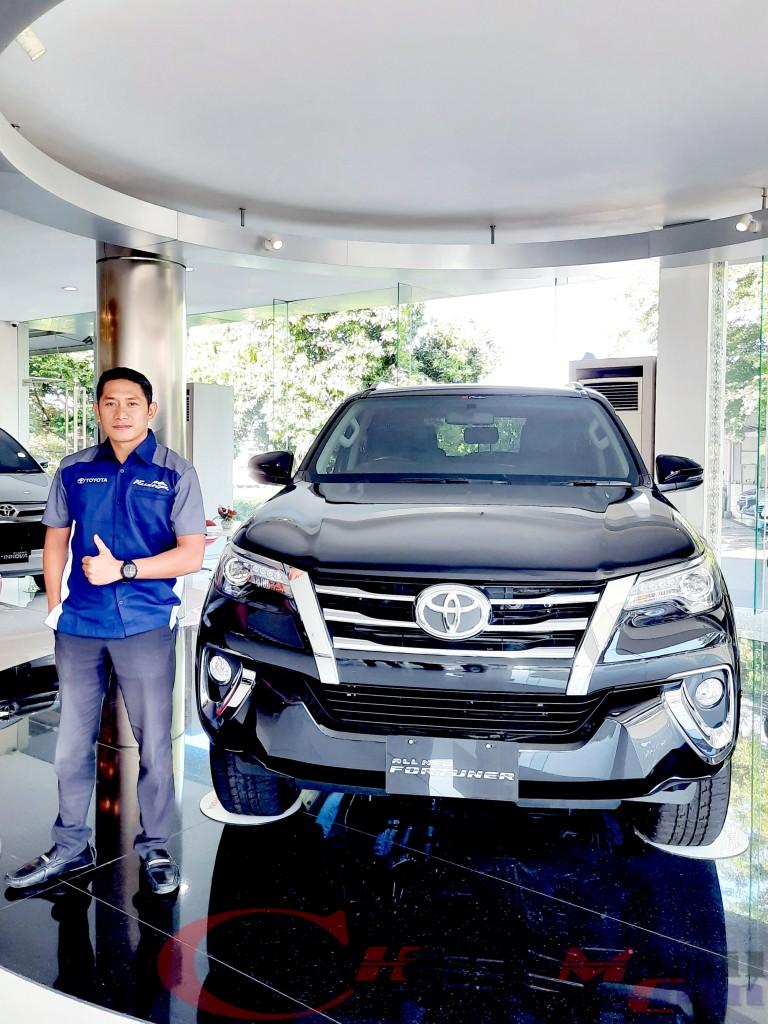 Dealer Toyota Mataram