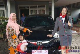 Dealer Sales Mobil Honda Lubuklinggau