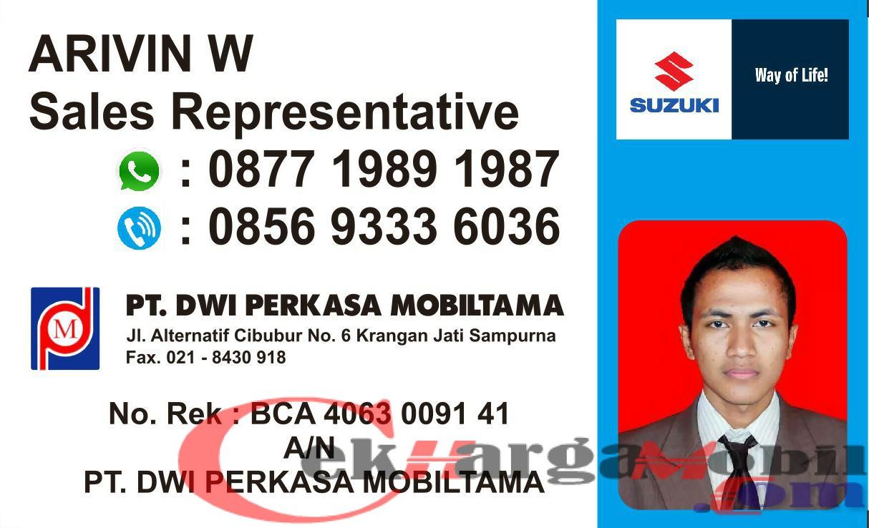 Dealer Suzuki Cibubur