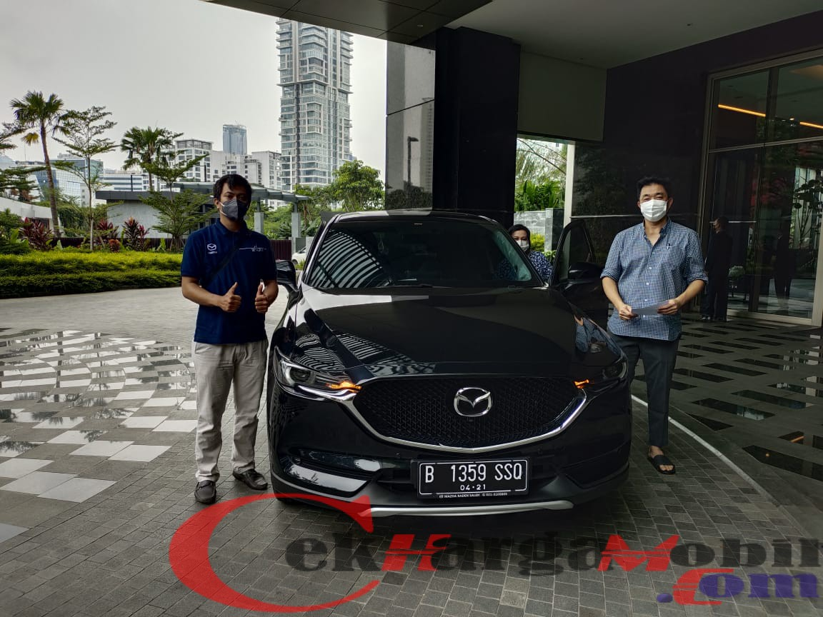 Read more about the article Dealer Mazda Jakarta Pusat