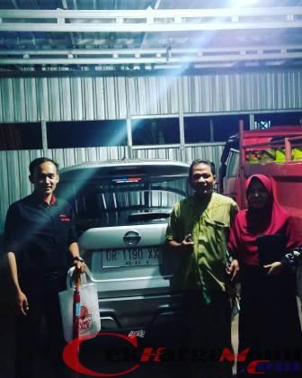 Penyerahan Unit Dealer Nissan Lombok