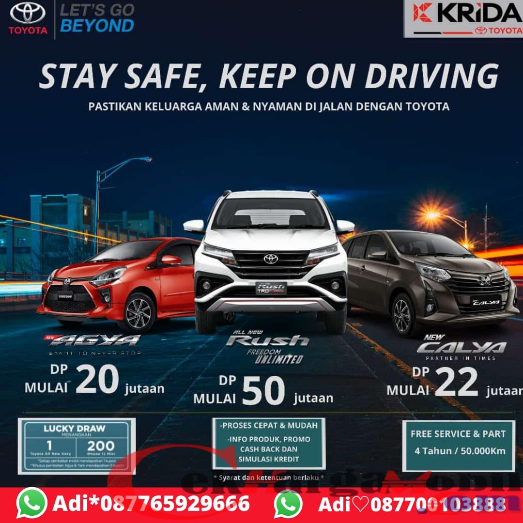 PROMO Sales Toyota Mataram