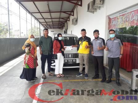 Penyerahan Unit Sales Suzuki Kota Mobagu